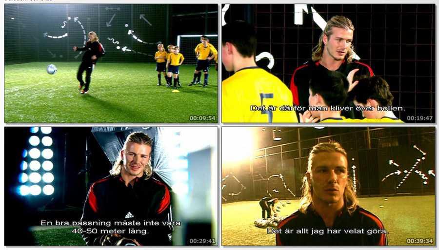 really bend it like david beckham 2004 screen - آموزش فوتبال توسط دیوید بکهام Really Bend It Like Beckham 2004
