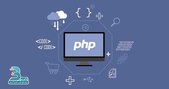 دانلود فیلم آموزش PHP بصورت گام به گام