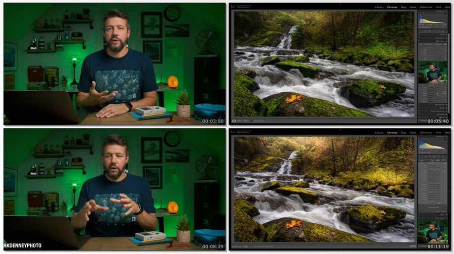 photography screen - آموزش عکاسی منظره برای مبتدیان Landscape Photography for Beginners
