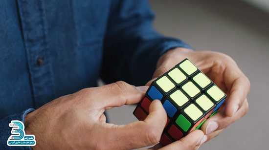 دانلود فیلم آموزش حل مکعب روبیک 3×3 در کمترین زمان