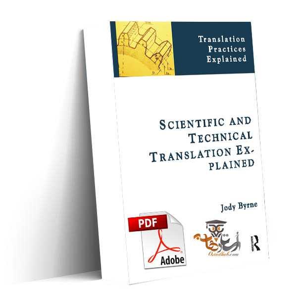 دانلود کتاب ترجمه متون علمی و تخصصی Scientific and Technical Translation Explained