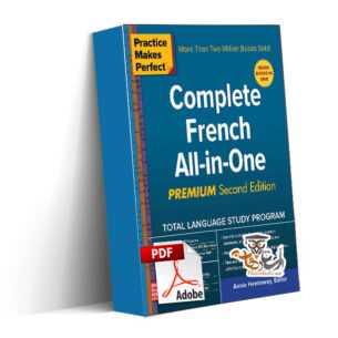 "<span itemprop=""name"">دانلود کتاب آموزش زبان فرانسه بصورت جامع Complete French All-in-One</span>"