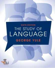 دانلود کتاب The Study of Language ویرایش ششم