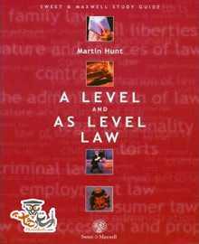 "<span itemprop=""name"">دانلود کتاب متون حقوقی مارتین هانت A Level and As Level Law Martin Hunt</span>"