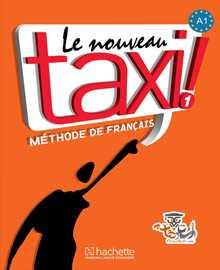 """<span itemprop=""""name"""">دانلود کتاب Le Nouveau Taxi A1 آموزش زبان فرانسه</span>"""