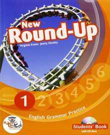 دانلود مجموعه کتاب های New Round Up به همراه فایل صوتی