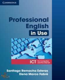 دانلود کتاب Professional English in Use ICT به همراه پاسخنامه