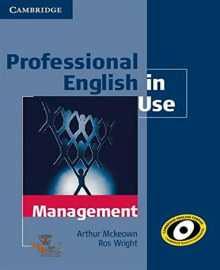 دانلود کتاب Professional English in Use Management به همراه پاسخنامه