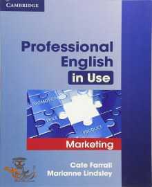 دانلود کتاب Professional English in Use Marketing به همراه پاسخنامه