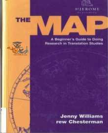 دانلود کتاب پژوهش در مطالعات ترجمه The Map: A Beginner's Guide to Doing Research in Translation Studies