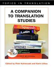 دانلود کتاب نظريه ھاي ترجمه A Companion to Translation Studies