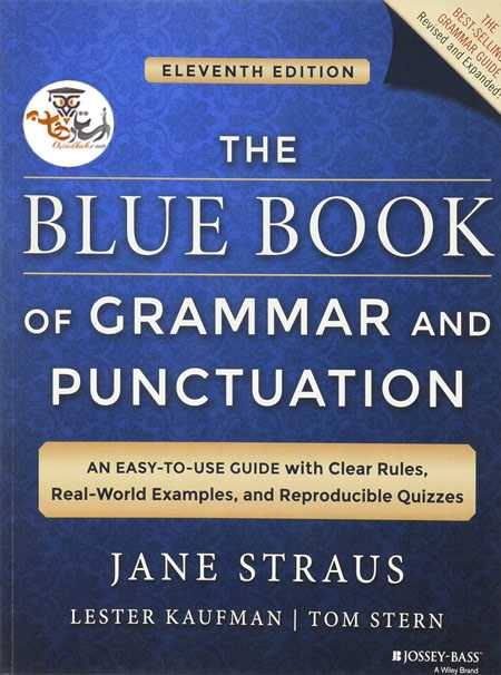 دانلود کتاب The Blue Book of Grammar and Punctuation