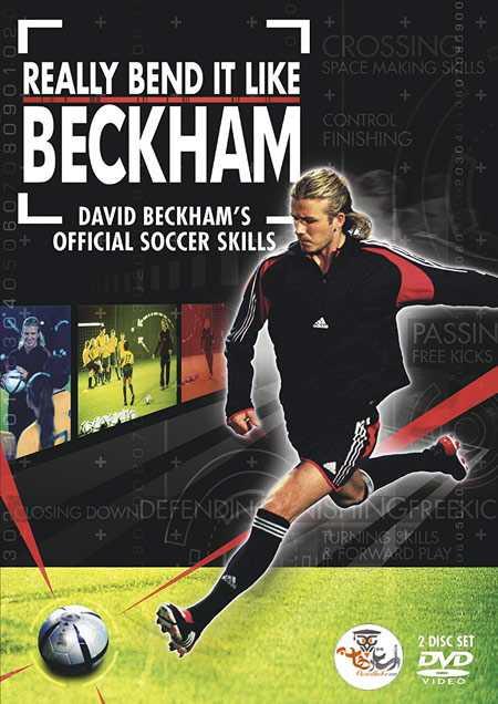 آموزش فوتبال توسط دیوید بکهام Really Bend It Like Beckham 2004