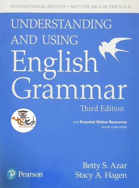 دانلود کتاب گرامر بتی آذر Betty Azar - Understanding and Using English Grammar ویرایش سوم