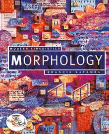 دانلود کتاب Modern Linguistics Morphology