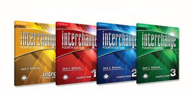 INTERCHANGE PACK - دانلود کتاب های Interchange ویرایش چهارم به همراه کتاب کار