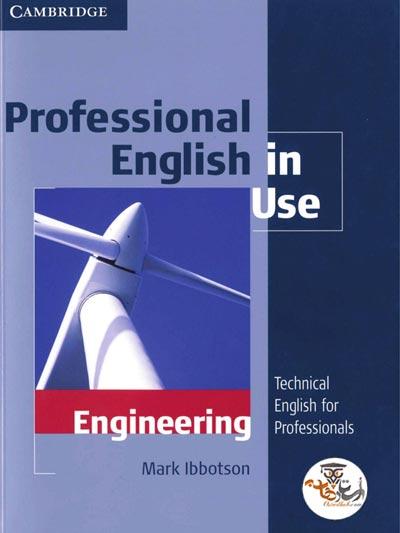 دانلود کتاب Professional English in Use Engineering به همراه پاسخنامه
