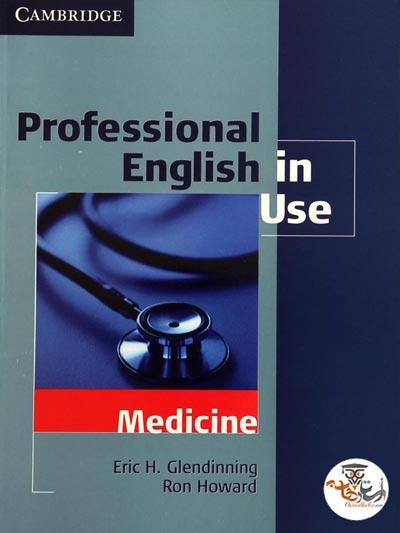 دانلود کتاب Professional English in Use Medicine به همراه پاسخنامه