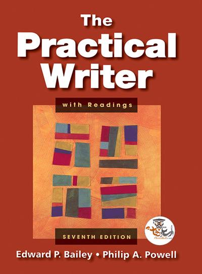 دانلود کتاب مقاله نويسي به زبان انگليسي The Practical Writer with Readings