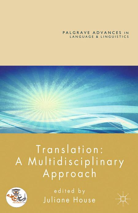 "<span itemprop=""name"">دانلود کتاب Translation A Multidisciplinary Approach ترجمه یک رویکرد چند رشته</span>"