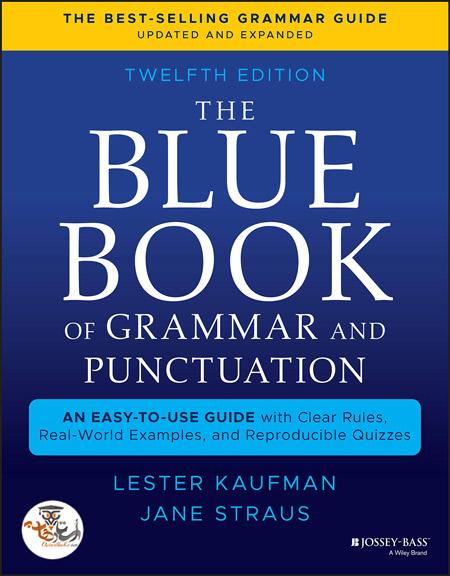 "<span itemprop=""name"">دانلود کتاب The Blue Book of Grammar and Punctuation ویرایش دوازدهم</span>"